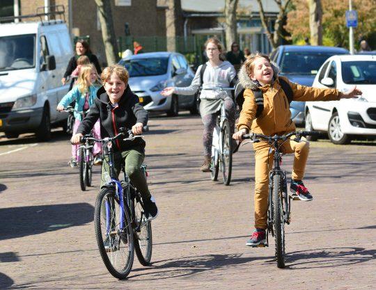 Zinkwegse Boys vraagt weer extra aandacht voor veilig fietsen